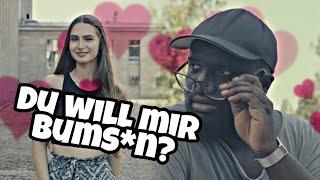 Afrikaner verliebt in weißes Mädchen!!! 👩🏻+🧒🏿=❤️