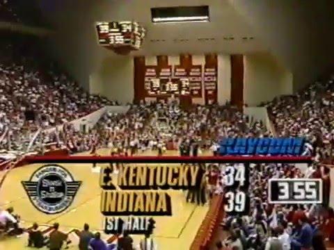 Indiana vs Eastern Kentucky - 12/18/1993 (radio dub)