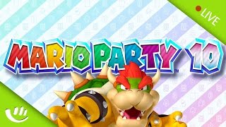 High5Live - High5 auf Twitch (2/3) mit Mario Party 10