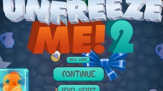 Unfreeze Me 2 Level1-20 Walkthrough