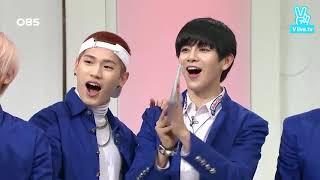 [Eng Sub] V LIVE 투포케이 24K  Hello TwoFourK What's Up!!!! 금중에 최고는 불금 우리는 순금!
