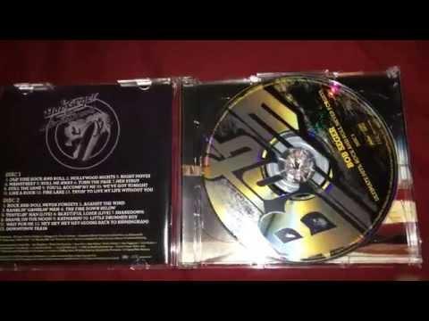 Bob Seger CD Collection