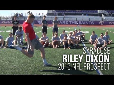 Riley Dixon | NFL Punter | Denver Broncos