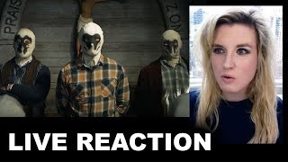 Watchmen HBO Trailer REACTION