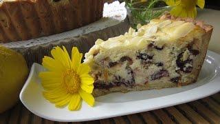 Рецепт- Итальянский пирог с рикоттой