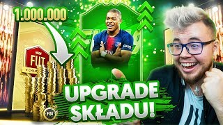 NARESZCIE!!! UPGRADE SKŁADU ZA MILION MONET | FIFA 19