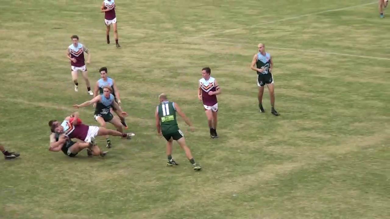 Rd 4 - Geelong Am Kick Ins vs Newcomb