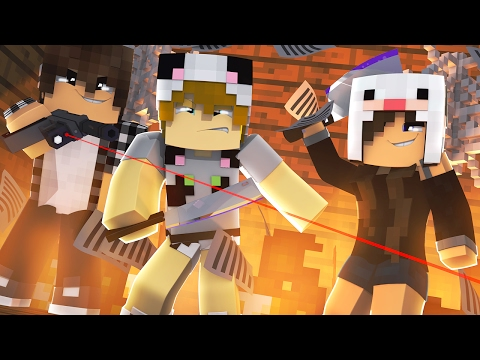 Minecraft: AMIGOS ASSASSINOS! - MURDER