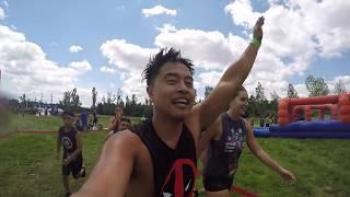 Toronto 5k Foam Fest 2017