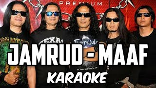 Jamrud Maaf Karaoke