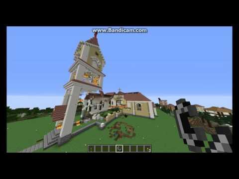 Ylivieskan kirkko tuhoutuu ....RIP :( ....