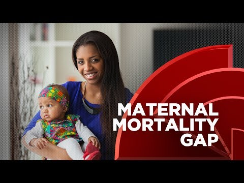 Black Women's Maternal Mortality Rate 3 Times Higher Than That Of White Women
