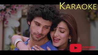 Bairiyaa - Karaoke + Instrumental - Ramaiya Vastavaiya