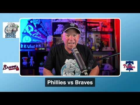 Philadelphia Phillies vs Atlanta Braves Free Pick 8/29/20 MLB Pick and Prediction MLB Tips