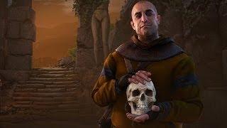 Прохождение Ведьмак 3:Разгадать загадку Господина Зеркало.