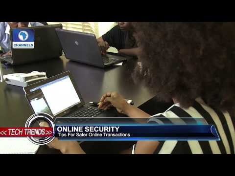 Online Security: Tips On Safer Online Transactions |Tech Trends|