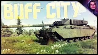 Can This SMALL Update Fix BIG Issues? || War Thunder Gun/Chally Fix