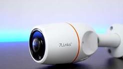7links Webcam, Webcam Weitwinkel, Outdoor IP Kamera, Outdoor Webcam (September 2018)