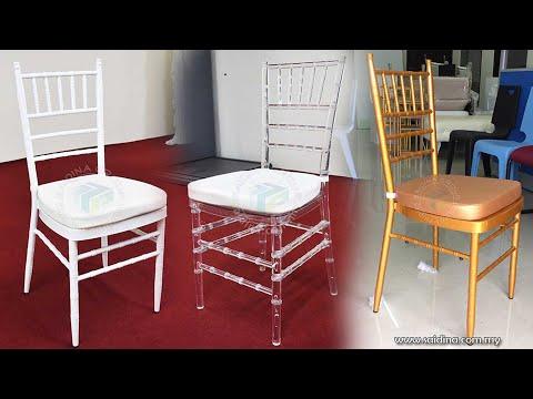 Kerusi Chiavari | Chiavari Chairs by Saidina Group