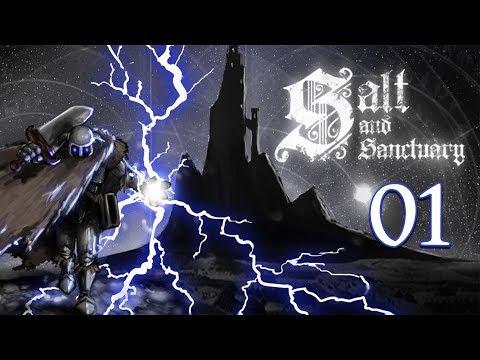Salt And Sanctuary - Let's Play Part 1: Festering Banquet