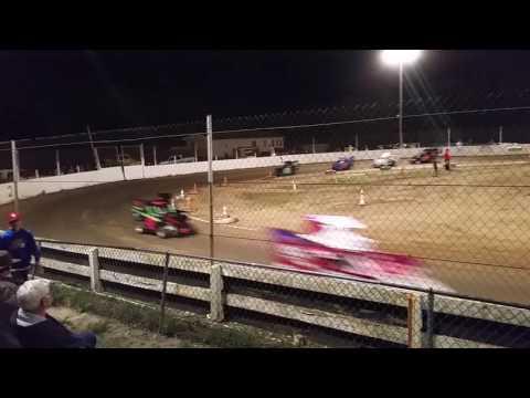Seth Spayd wins at Snydersville Raceway