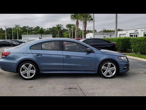 2016 Volkswagen CC Orlando, Sanford, Kissimme, Clermont, Winter Park, FL 4027P