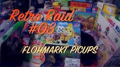 "Retro Raid #03 ""Hallen Flohmarkt in Haan & Solingen"" Flohmarkt Pickups"