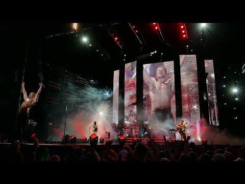 Imagine Dragons - Thunder (Live) @ Hersheypark Stadium on 06-16-18