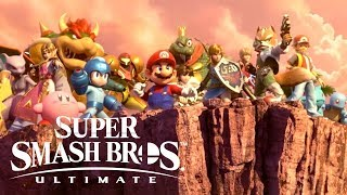(Smash Ultimate) WORLD OF LIGHT FIRST IMPRESSIONS!