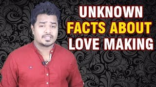 HOW TO Make Love | Unknown Facts About Love Making | Vikram Aditya Latest Videos | EP#73