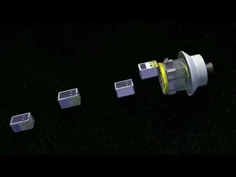 Full Orbital ATK Minotaur C With Six SkySat And Several Dove Cubesat Earth Observation Satellites