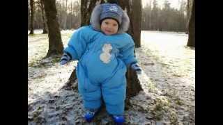 Зимние комбинезоны и трансформеры до -30 мороза.Магазин Зайчата