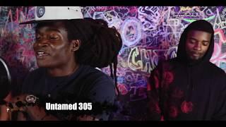 Miami Outchea Hip Hop Cypher