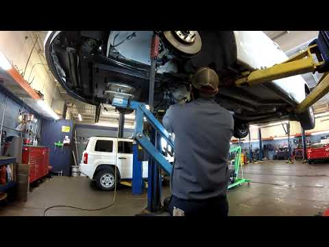 Chevy Cruze Transmission Removal