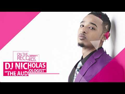 DJ Nicholas The Audiologist Kingston, Jamaica Album Launch ad (July 21, 2017)