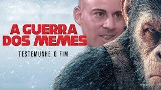 Planeta dos Macacos | A Guerra dos Memes