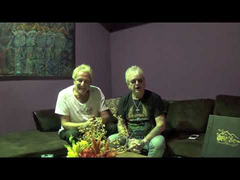 AIR SUPPLY Interview @ the Rose
