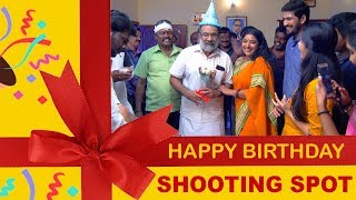 A surprise for Krishnan - Priyamanaval Shooting Spot