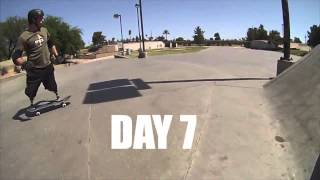 Repeat youtube video DOUBLE AMPUTEE:  Re-learning to skateboard