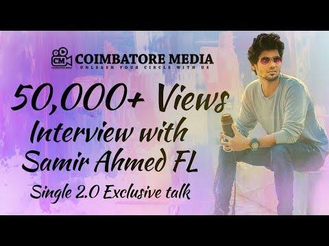 SAMIR AHMED FL – INTERVIEW | COIMBATORE MEDIA | VJ_ JENNY SARA