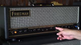 Friedman Amplification - Butterslax Playthru