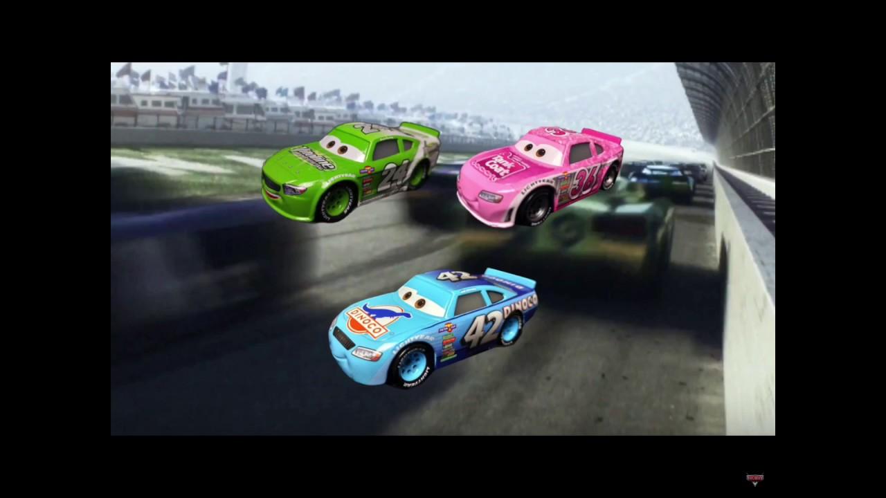 Mattel disney pixar cars 3 piston cup racers cars 1 to cars 3 visual - Cars 3 New Piston Cup Racers Speculation And Breakdown