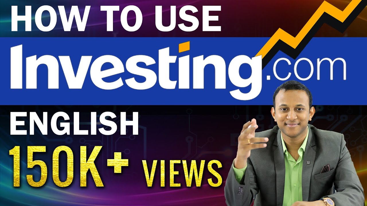 How to use investing for technical chart analysis tutorial also rh youtube