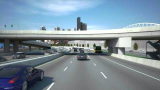 SR 99 Bored Tunnel Video - October 2010