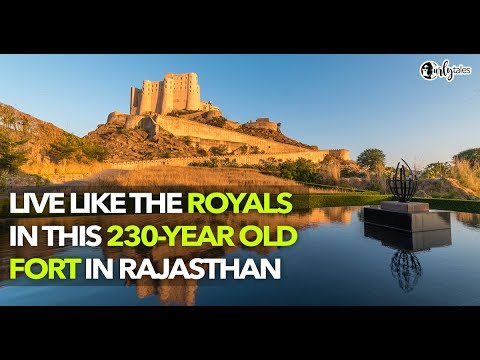 Live Like The Royals At Alila Fort Bishangarh   Curly Tales