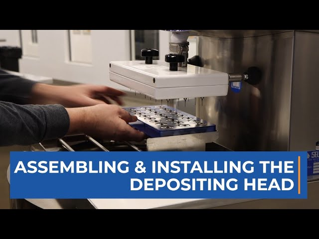Assembling and Installing your Selmi Depositing Head