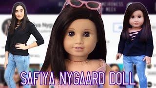 I Customized A Safiya Nygaard American Girl Doll
