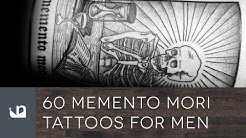 60 Memento Mori Tattoos For Men