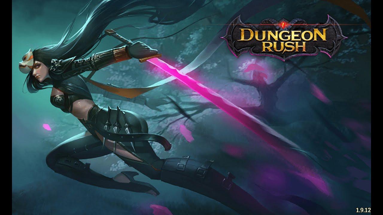 dungeon rush читы