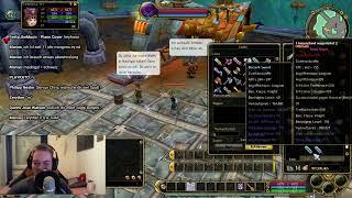[GER] Flyff (Server: Devos) LIVE - Den Spontan Knight Master machen